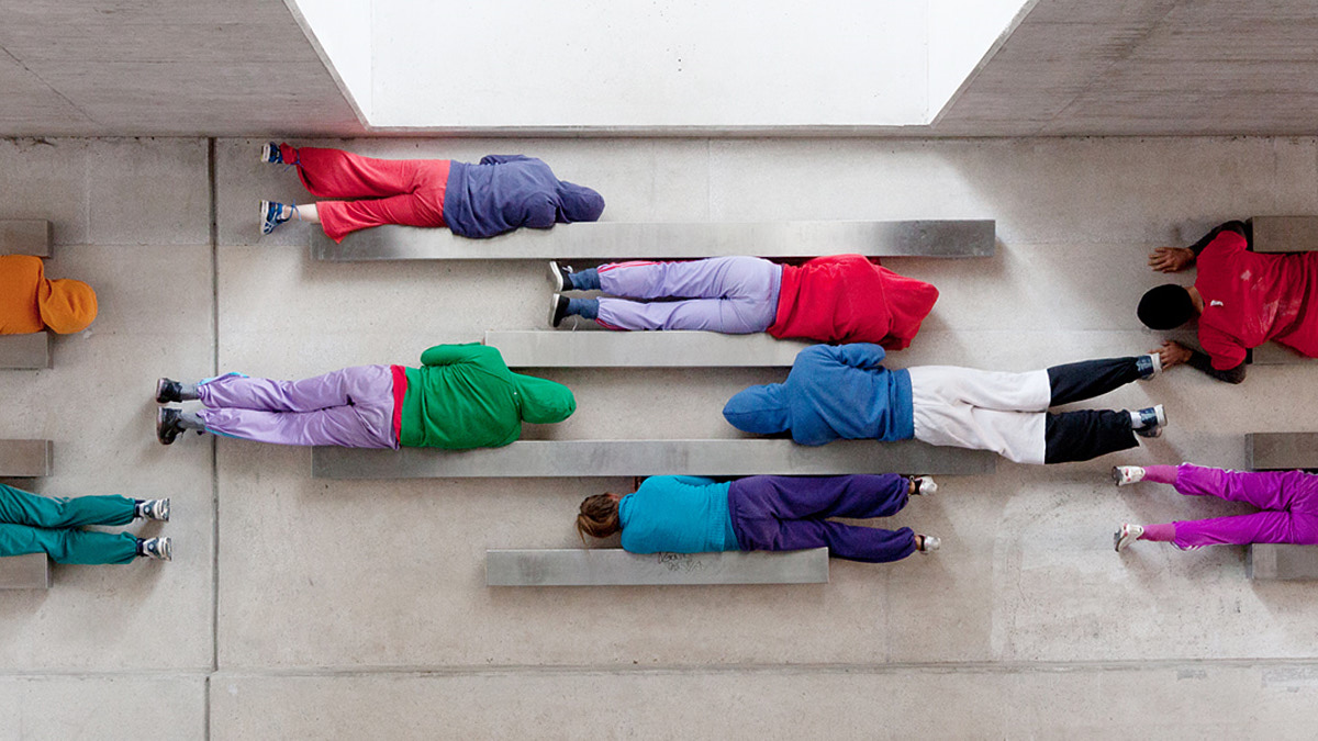 Compagnie Willi Dorner: Bodies in Urban Spaces